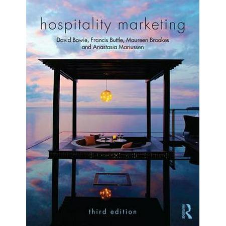 Bocce Book - Hospitality Marketing