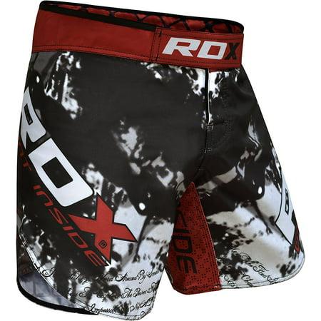 Ufc Shorts (RDX Clothing MMA Training UFC Shorts Cage Fighting Grappling Martial Arts Boxing Muay Thai)