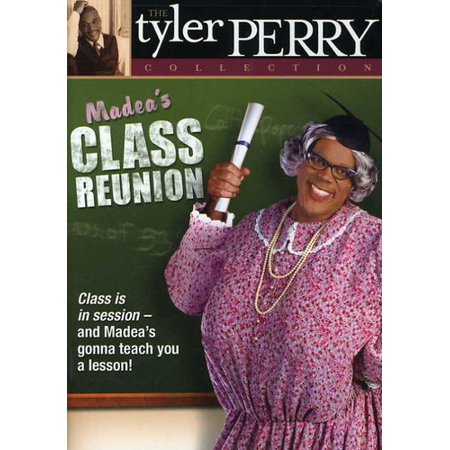 Tyler Perry Collection  Madeas Class Reunion