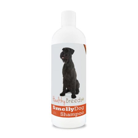 Giant Schnauzer Breed (Healthy Breeds 840235160045 Giant Schnauzer Smelly Dog Baking Soda Shampoo )