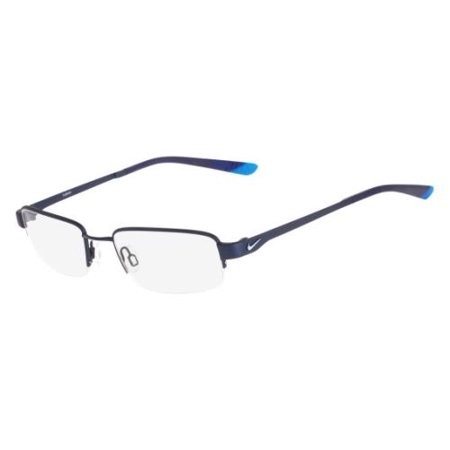 NIKE Eyeglasses 4271 426 Satin Blue Photo Blue (Stylish Eyeglasses 2014)