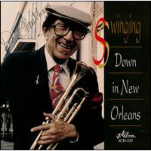 Doc Cheatham - Swinging Down in New Orleans [CD]