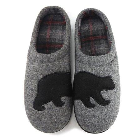 George Men's Bear Slipper