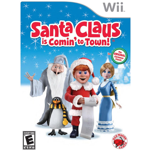 Santa Claus Is Coming To Town (Wii)