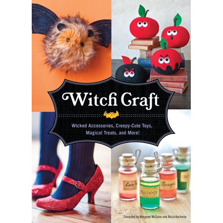 - Witch Craft : Wicked Accessories, Creepy-Cute Toys, Magical Treats, and More!