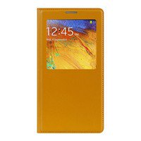 SAMSUNG GALAXY NOTE 3 BATTERY LEATHER COVER FLIP