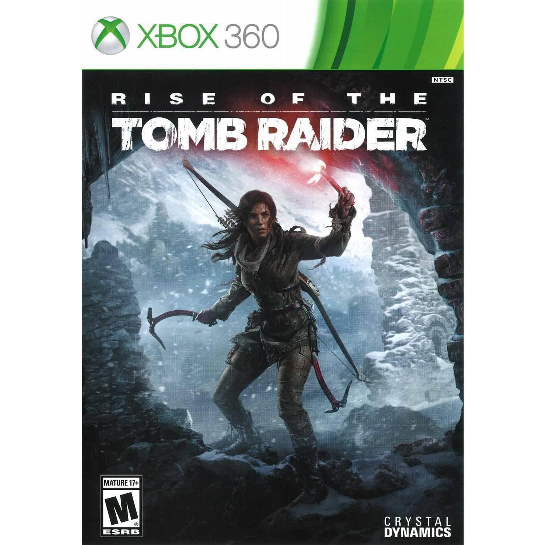 Rise Of The Tomb Raider (xbox 360) - Pre