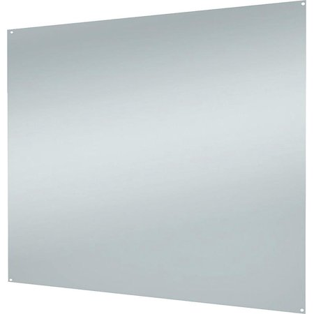 Air King SP2430SS Back Splash, For Use with Range Hood, 30 in W X 24 in H, Stainless Steel