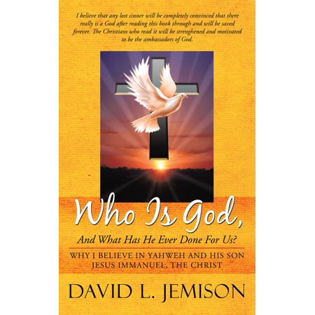 Who Is God, and What Has He Ever Done for Us? - (He Has Come For Us Accompaniment Track)