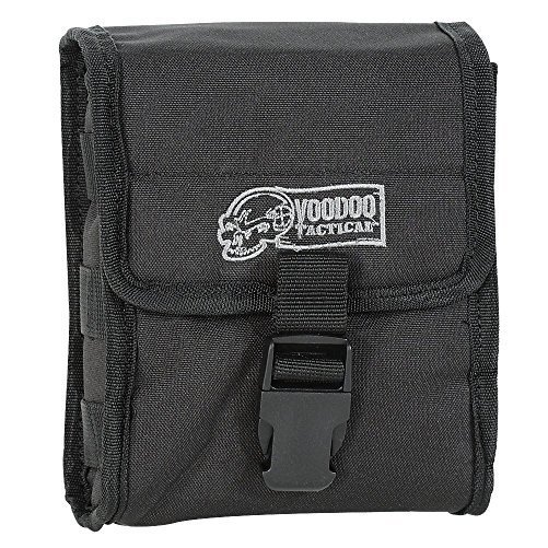 Voodoo Tactical Men's Tactical Binocular Case, Black