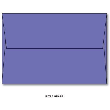 a7 envelopes purple grape 5 1 4 x 7 1 4 for 5x7 cards