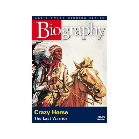 Biography: Crazy Horse, The Last Warrior (DVD)