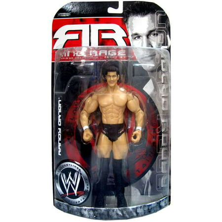 Randy Orton Action Figure Ruthless Aggression Series 18.5 Ring Rage](Randy Orton Halloween)