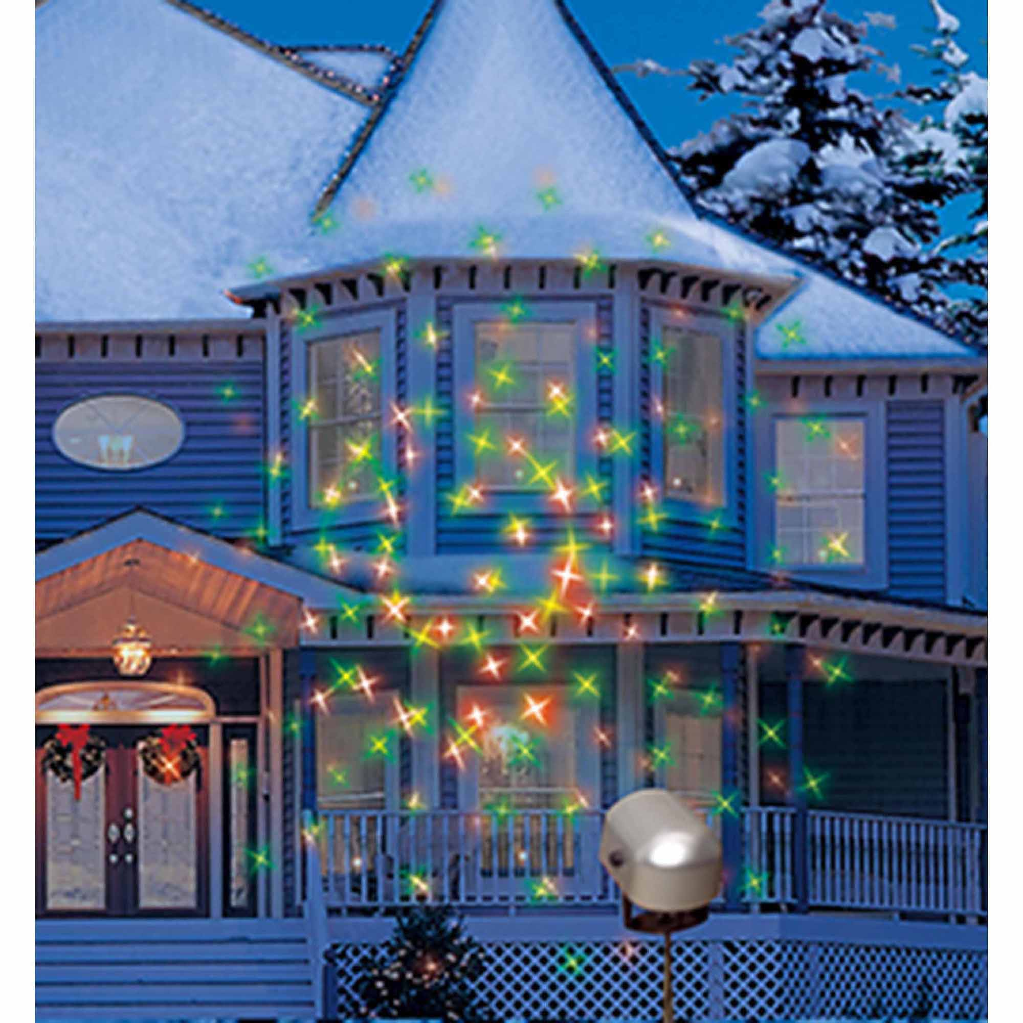 holiday time mini laser lighting walmartcom