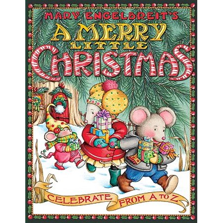 Mary Engelbreit's a Merry Little Christmas : Celebrate from A to Z - Engelbreit Halloween