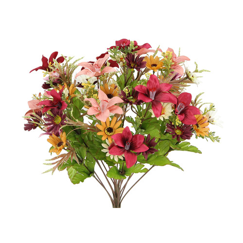 Admired by Nature Mixed Floral Arrangement