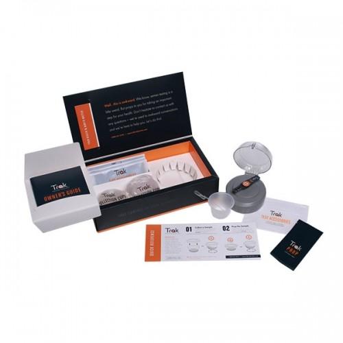 Sandstone Trak Male Fertility Testing System Incl. Trak Engine, 4 Test Pouches, Control Test Solution, Guides