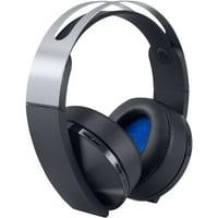 Sony Playstation 4 Wireless Platinum Headset, 711719504573