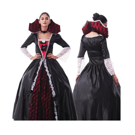 ab45508014b Phoebecat - Women s Dress Up Devil Witch Costume