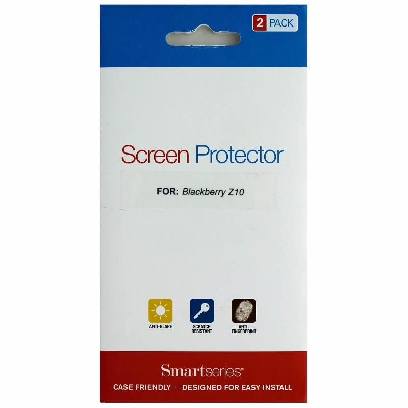 Smartseries 2-pack Screen Protector for Blackberry Z10
