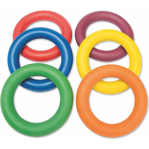 Rubber Deck Rings, Set of 12