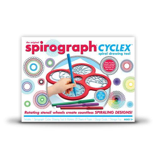 Spirograph Cyclex, 29pcs