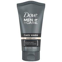 Facial Cleanser: Dove Men+Care Face Wash Sensitive