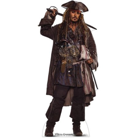 Advanced Graphics Jack Sparrow (Jack Sparrow Stand)