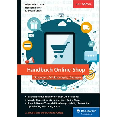Handbuch Online-Shop - eBook (Online-shop Dänemark)