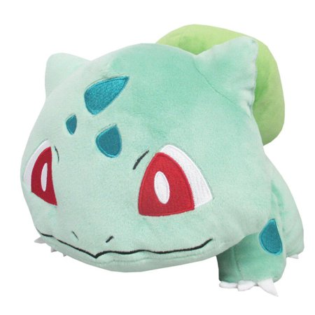 Sanei Pokemon All Star Collection PP118 Bulbasaur Medium Plush, 9