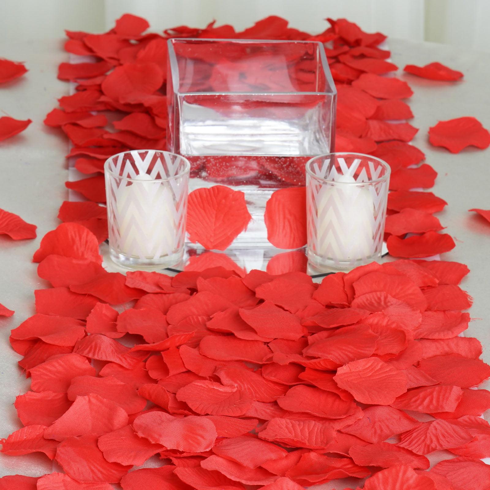 BalsaCircle 500 Silk Rose Petals Wedding Decorations Bulk ...   450 x 450 jpeg 43kB