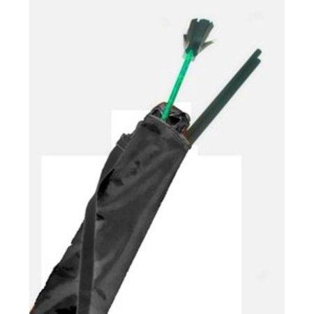Pro Stick Bag - Zeekio Devil Sticks Bag - Black