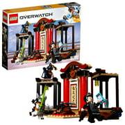 LEGO Overwatch Hanzo vs. Genji Building Set 75971