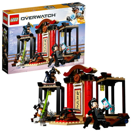 LEGO Overwatch Hanzo vs. Genji Building Set 75971