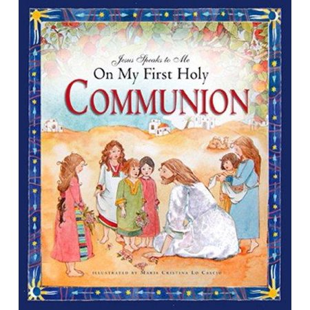 Jesus Speaks to Me on My First Holy Communion - image 1 de 1
