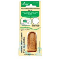 Natural Fit Leather Thimble (L)