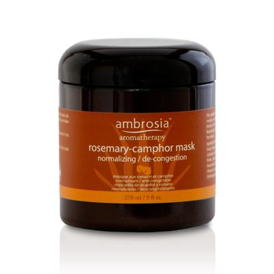 Ambrosia Aromatherapy Rosemary Camphor Mask 9oz Scinic Sparkling Pore Toner