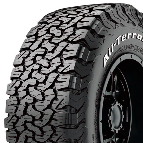BFGoodrich All Terrain TA KO2 275 70R18 125R RWL All-Terrain tire by BFGoodrich
