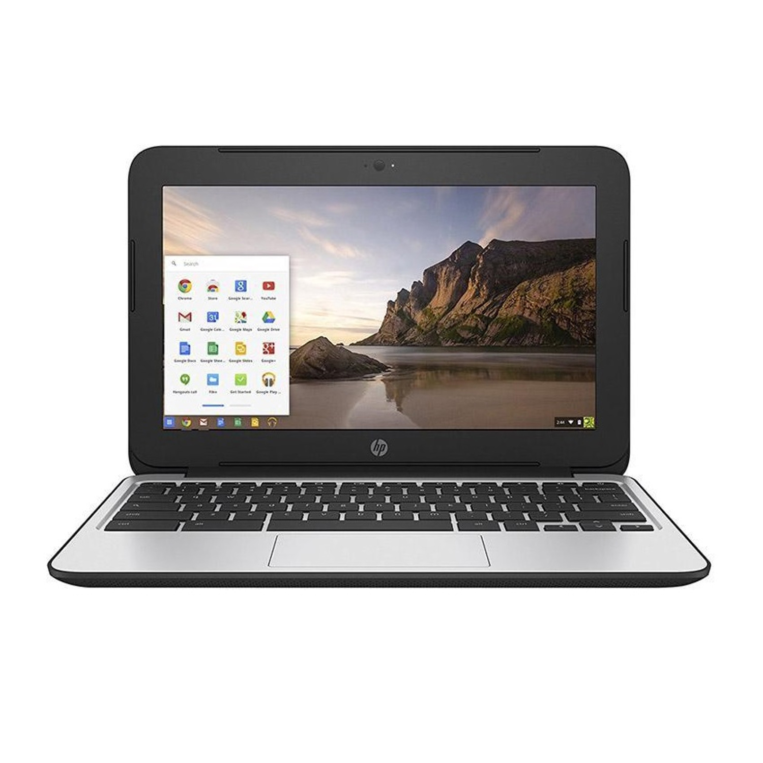 "Refurbished HP Chromebook 11 G3 11.6"" Chromebook Intel Celeron N2840 Dual Core 2GB 16GB SSD"