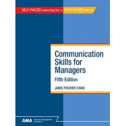 Communication Skills for Managers: EBook Edition - eBook