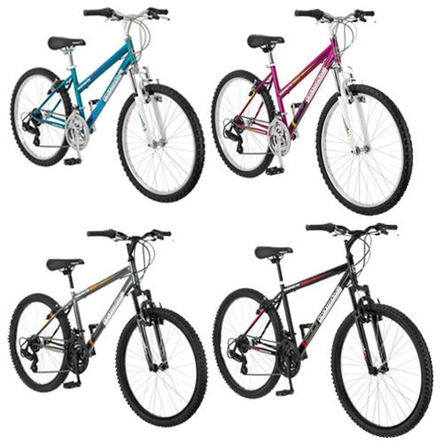 Your Choice Roadmaster Granite Peak Women;s, Men;s, Girl;s or Boy;s Mountain Bike and Helmet Value Bundle