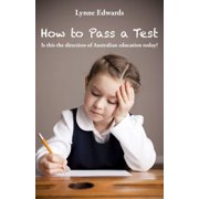 How To Pass a Test - eBook