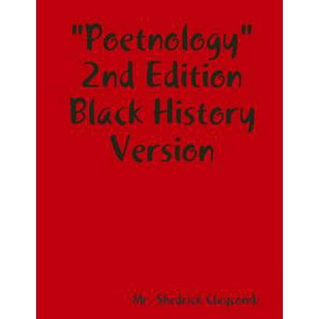 Poetnology : 2nd Edition