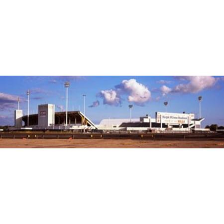 Ralph Wilson Stadium Buffalo Erie County New York State Canvas Art - Panoramic Images (37 x 12)