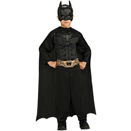 Batman Dark Knight Child Jumpsuit Halloween - Dark Knight Rises Costumes
