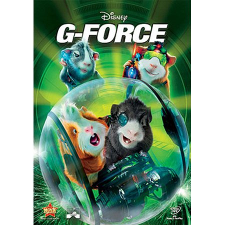 G-Force (DVD)](G Halloween Movies)