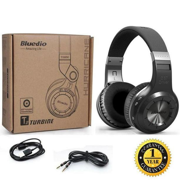 New Bluedio Turbine Hurricane H Bluetooth 4 1 Wireless Stereo Headphones Headset Walmart Com Walmart Com