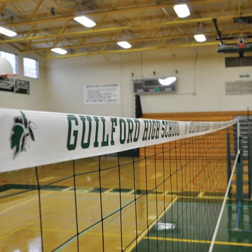 Custom Volleyball Net Tape by Jaypro Sports
