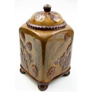 IWGAC 049-12302 67W x 10H Pinecone Cookie Jar