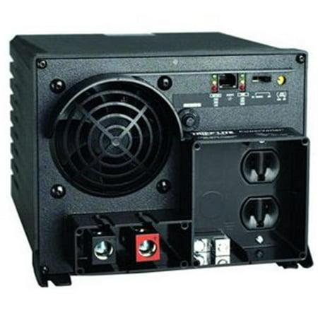 PowerVerter Plus PV1250FC Inverter - Input Voltage:12V DC - Output Voltage:120V AC - 1250W Pulse-width Modulated Sine Wave - image 1 of 1
